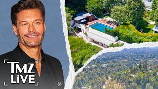 Ryan Seacrest Selling Beverly Hills Home for $85 Million | TMZ Live