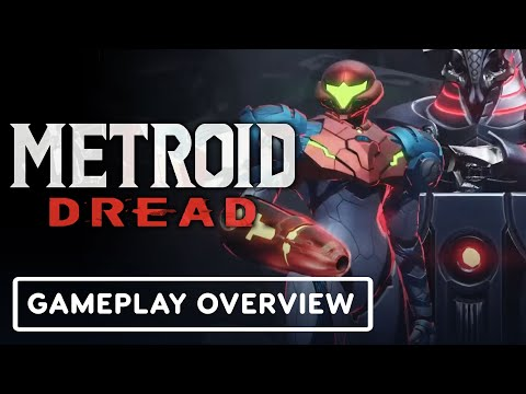 Metroid Dread - Gameplay Overview Trailer   E3 2021