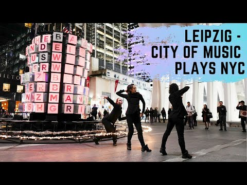 25 Hertz in New York. Leipzig - City of Music plays NYC