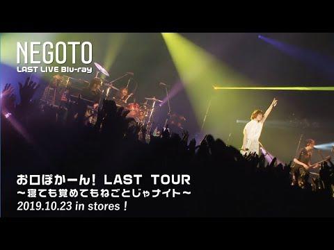 お口ぽかーん!LAST TOUR ~寝ても覚めてもねごとじゃナイト~ -Teaser 02-