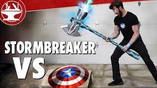 Thor's Stormbreaker DESTROYS ALL (Ultimate Test Video!)