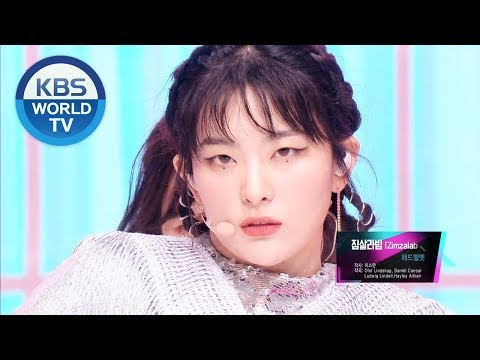 Red Velvet (레드벨벳) - Sunny Side Up! & 짐살라빔 (Zimzalabim) [Music Bank COMEBACK / 2019.06.21]