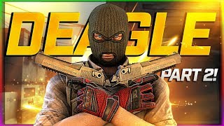 BEST PRO CS:GO DEAGLE PLAYS 2019 - part 2