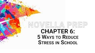 6. Reimagining Student Success Series: Five Ways to Reduce Stress in School