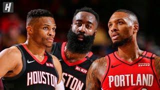 Houston Rockets vs Portland Trail Blazers - Full Highlights   January 29, 2020   2019-20 NBA Season