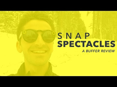 48 Hours with Snapchat Spectacles - Our Full Review
