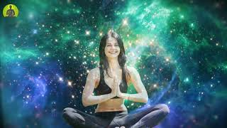 """Cleanse Negative Energy & Mental Blockages"" Cosmic Energy Meditation Music l Raise Positive Energy"
