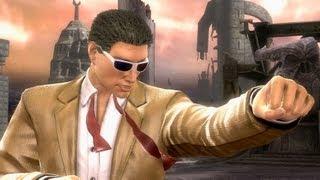 Mortal Kombat Komplete PC Johnny Cage Ladder Playthrough