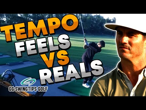 Balancing Golf Swing Tempo | Feels Aren't Reals