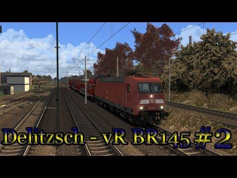Naar Delitzsch met de BR 145 - Train Simulator 2017 (Livestream #2)