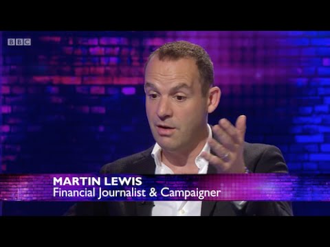 Martin Lewis: The Brexit Risk Factor