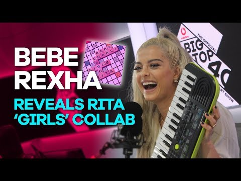 Bebe Rexha reveals Rita Ora's Girls collab with Charli XCX & Cardi B and music video