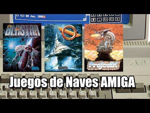 JUEGOS DE NAVES PARA AMIGA