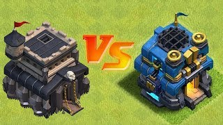 """TH 9 Vs. TH 12 CHALLENGE MODE!! """"Clash Of Clans"""" CAN WE WIN!?!"""