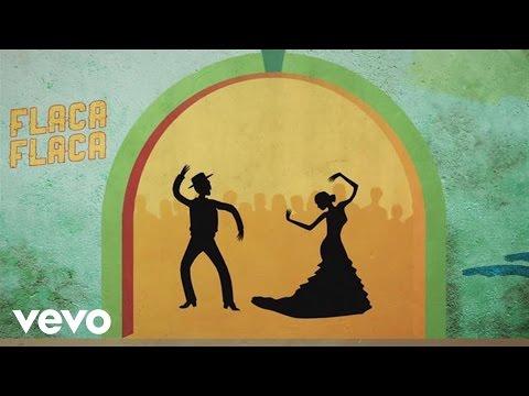 Santana - La Flaca (Lyric Video) ft. Juanes