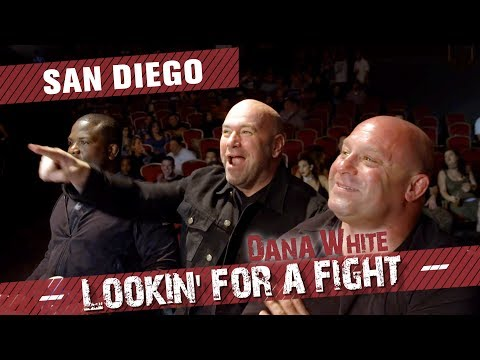 Dana White Looking for A Fight – seria 2, odcinek 3