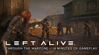 LEFT ALIVE   Attraverso la zona di guerra – 14 minuti di gameplay