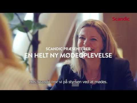 En helt ny mødeoplevelse hos Scandic | For better meetings
