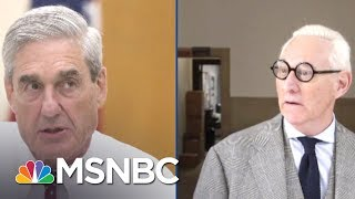 Explosive: Two Of Roger Stone's Closest Associates Say He's Lying   The Beat With Ari Melber   MSNBC