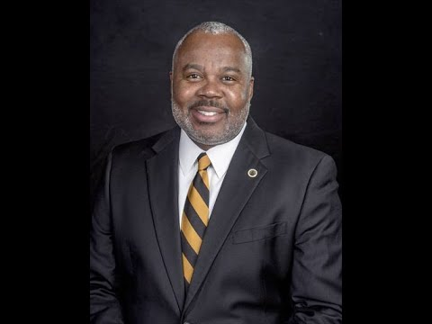 Alabama State President Quinton Ross