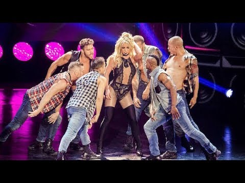 Britney Spears - Change Your Mind, MATM & Gimme More (Live In Asia)