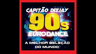 FLASHBACK EURODANCE SUPER SET - CAPITÃO DJ Pen drive  WhatsApp(19)991746695