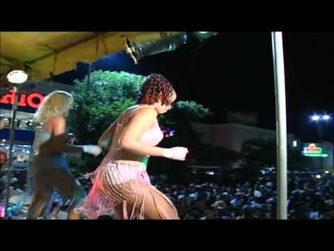 CHICAS ROLADS - BUNABON WABA.punta LIVE (HD)