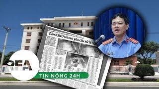 Tin nóng 24h | Chính thức bị khởi tố cựu phó Viện Kiểm Sát Đà Nẵng tội dâm ô trẻ em