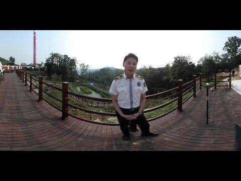 [VR현장] 한류스타 의경들이 전하는 '경찰홍보단'의 하루