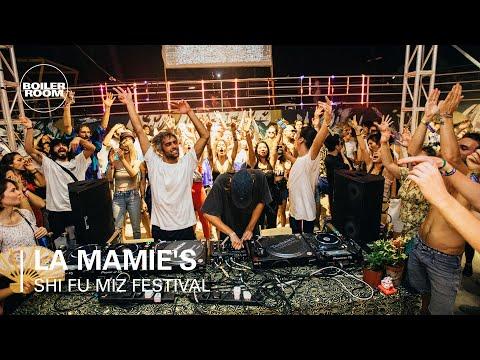 La Mamie's | Boiler Room Hong Kong: Shi Fu Miz Festival