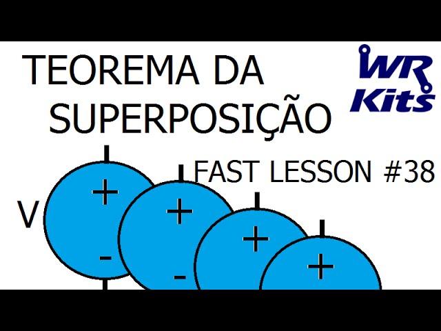 TEOREMA DA SUPERPOSIÇÃO | Fast Lesson #38