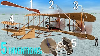 The Brilliant Engineering of WRIGHT FLYER !
