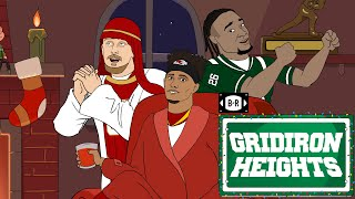 NFL Stars Are In the Holiday Spirit | Gridiron Heights S4E17