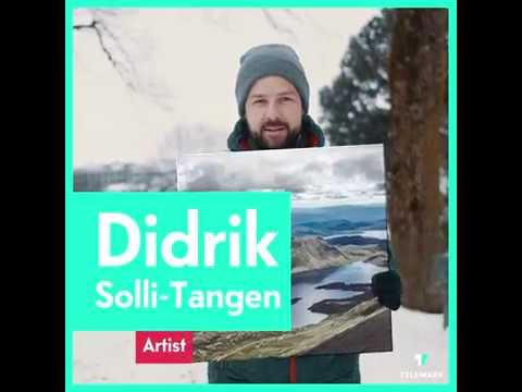 Kjendisens Telemark-Tips 1 fra Didrik Solli-Tangen