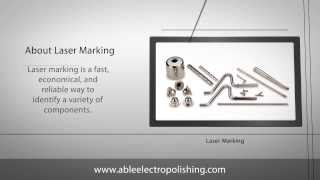 Metal Laser Marking Services