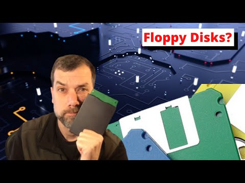 How to make retro computer boot floppy disks in 2021