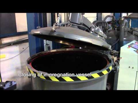 Silicone Vacuum Pressure Impregnation (VPI) Facility - Houghton International