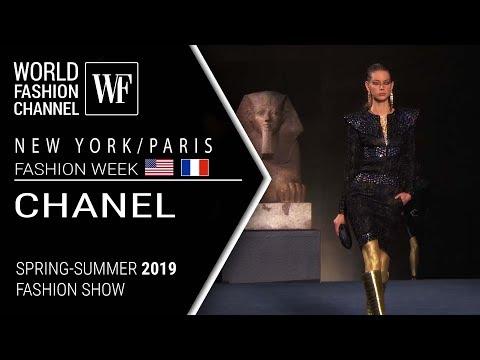 Chanel | Metiers d art Paris-New York 2019
