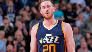 Gordon Hayward's Best of the 2016-2017 Regular Season