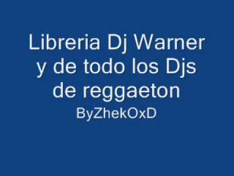 Libreria Dj warner 2 ( Efectos, loops , samples, dembows )