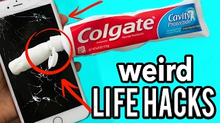 15 WEIRD LIFE HACKS & GADGETS TO SIMPLIFY YOUR LIFE! NataliesOutlet