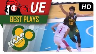Chris Conner breaks out SICK Eurostep in transition! | UE | Best Plays