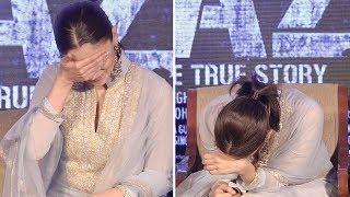 Alia Bhatt's Funny Moments At The Song Launch Of RAAZI