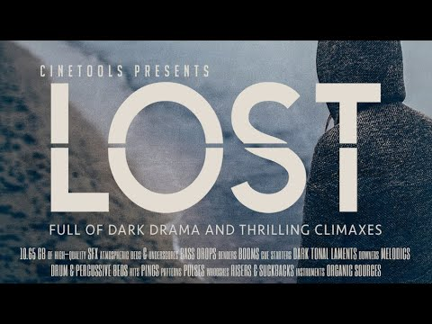 'LOST' - Filmscore Sound & Effects Samples -  By Cinetools