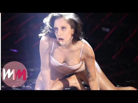 Top 10 Outrageous Lady Gaga Performances