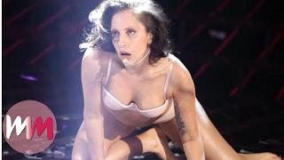 Top 10 Outrageous Lady Gaga Performances