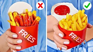 SUPER LAZY LIFE HACKS || Funny And Smart Hacks For Lazy People by 123 GO!