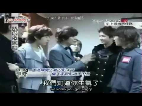 {Engsub} Kyuhyun thought HanKyung were really Mad.mp4