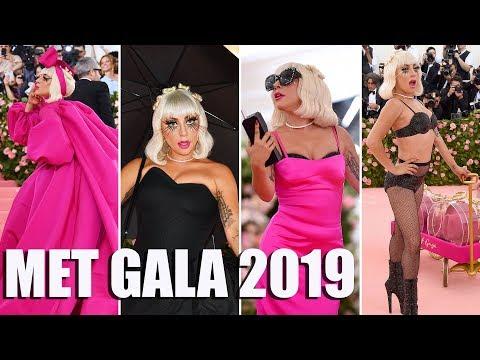 Божественные и безумные образы MET GALA 2019. Леди Гага, Кети Пэрри, Ким Кардашьян