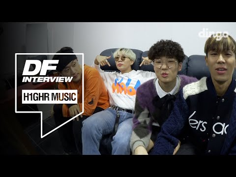 [DF Interview] H1GHR MUSIC : 'KitKat' 촬영장 편